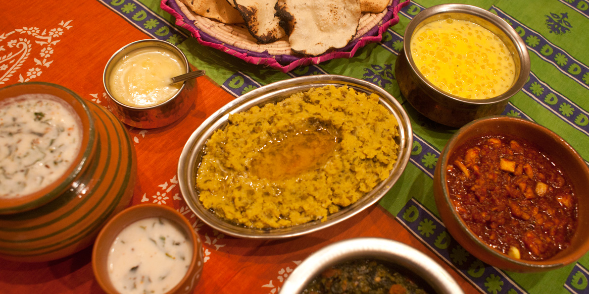 Indian Cooking Classes - The League of Kitchens NYC