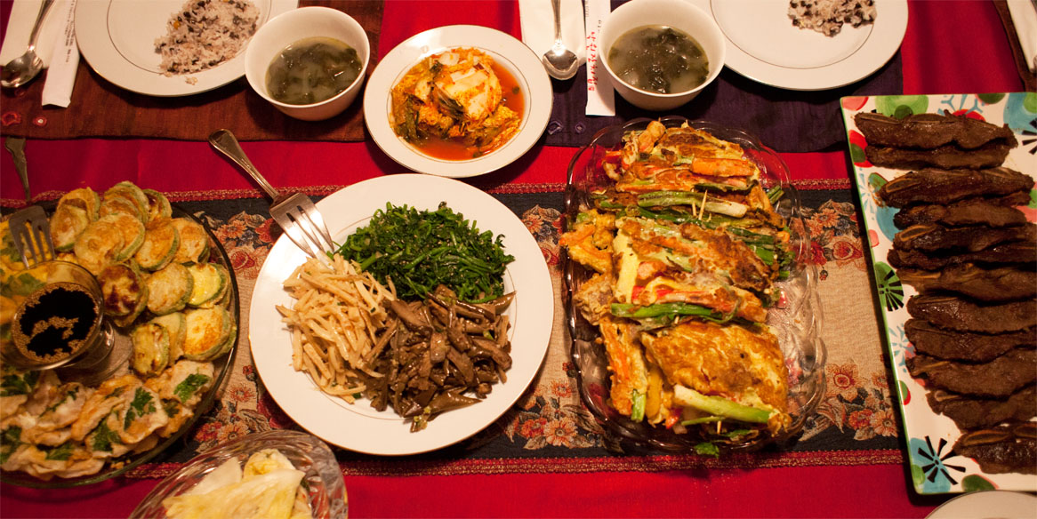 Korean Cooking Classes - The League of Kitchens NYC